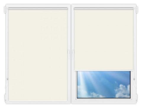 Рулонные шторы Мини - Мюнхен-блэкаут-63 на пластиковые окна
