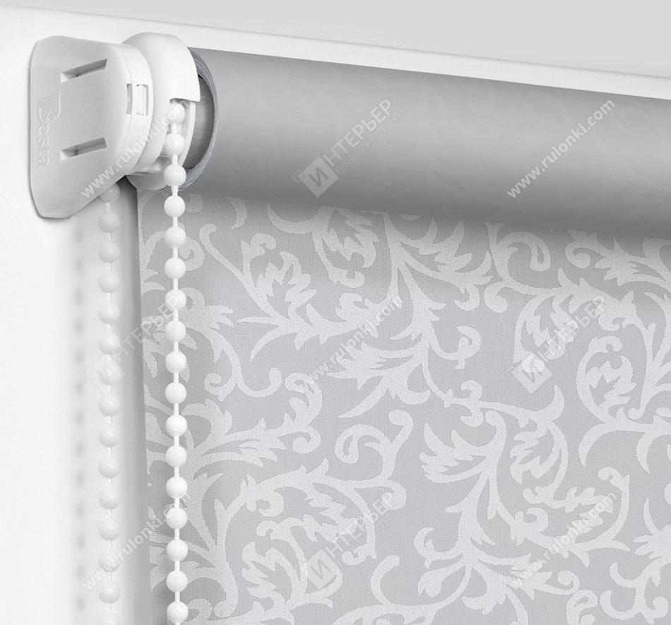 Рулонные шторы Мини - Фрост серый
