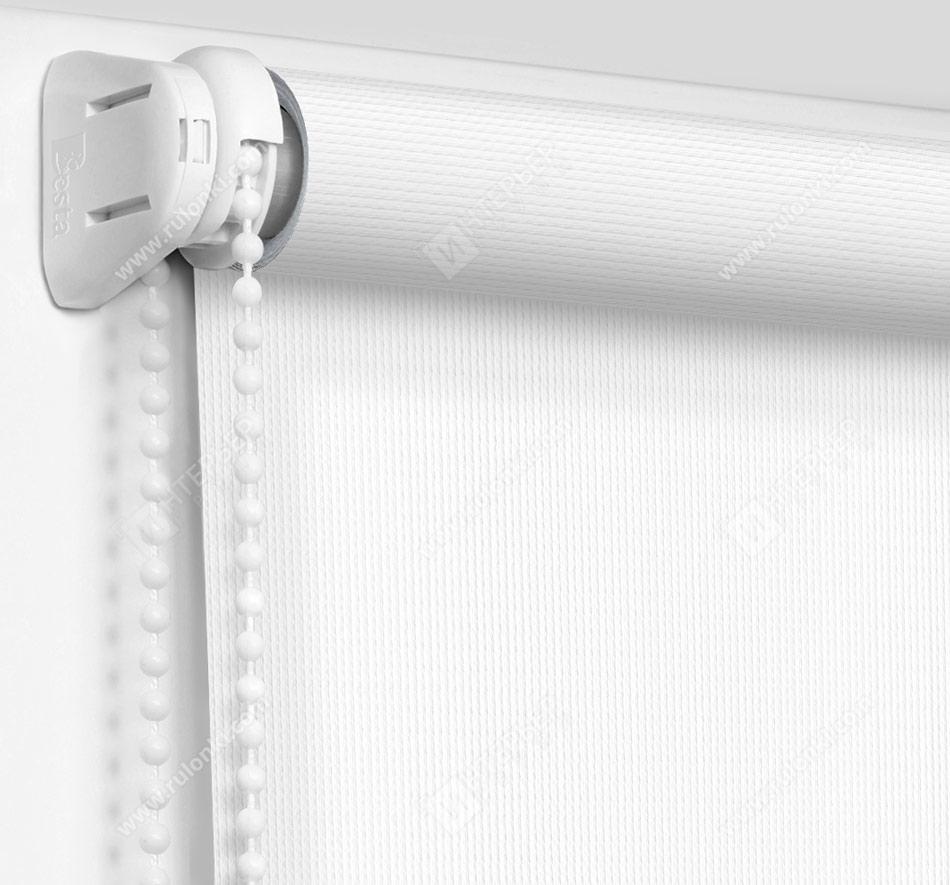 Рулонные шторы Мини - Корсо белый