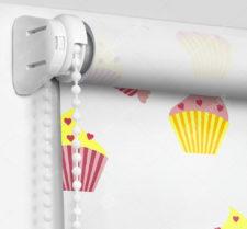 Рулонные шторы Мини - Кексы