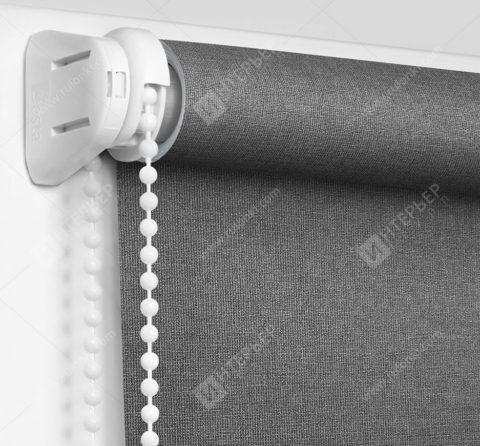 Рулонные шторы Мини - Карина темно-серый
