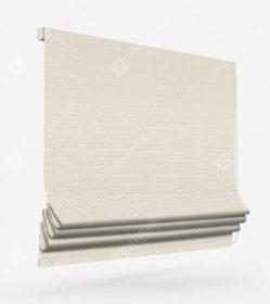 Римские шторы Флэкси кремовый