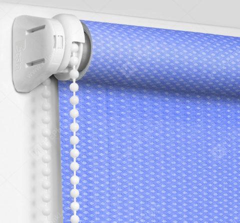 Рулонные шторы Мини - Севилья синий